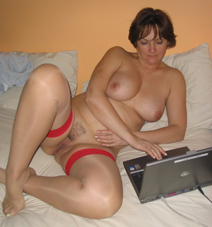 Milf exposed xxx